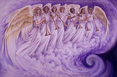 Gli Angeli delle sette trombe