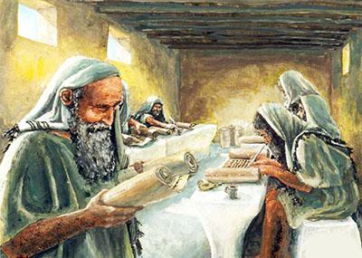Gli Essseni e i rotoli di Qumran