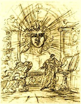 Goethe «Evocazione dello Spirito della Terra»