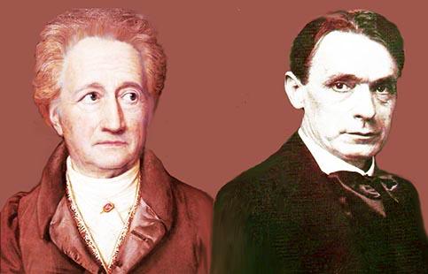 Goethe e Steiner