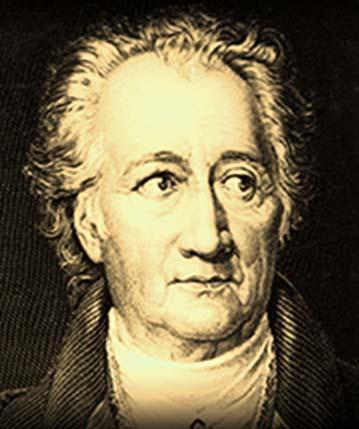 Wolfgang Goethe