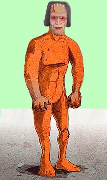 Golem-Frankenstein