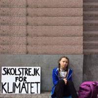 Greta e lo sciopero