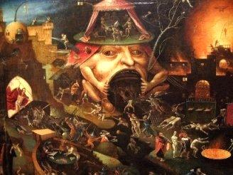 Hieronymus Bosch - Sogni caotici