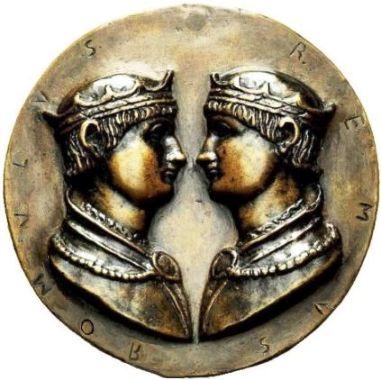 I due re Romolo e Remo
