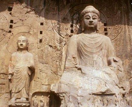 Il Buddha e Ananda