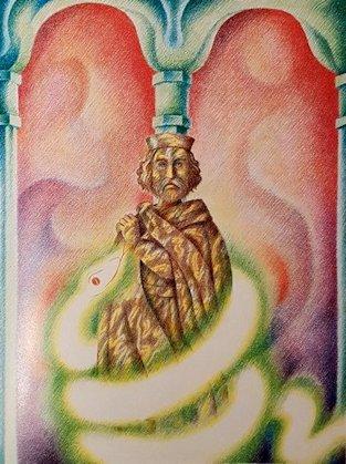 Alfredo Chiàppori «Fiaba – Il Quarto Re»
