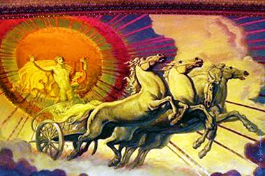 Apollo, dio del Sole e della Musica