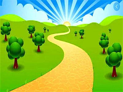Il dorato sentiero