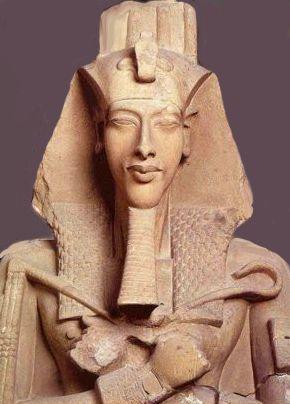 Il faraone Akhenaton
