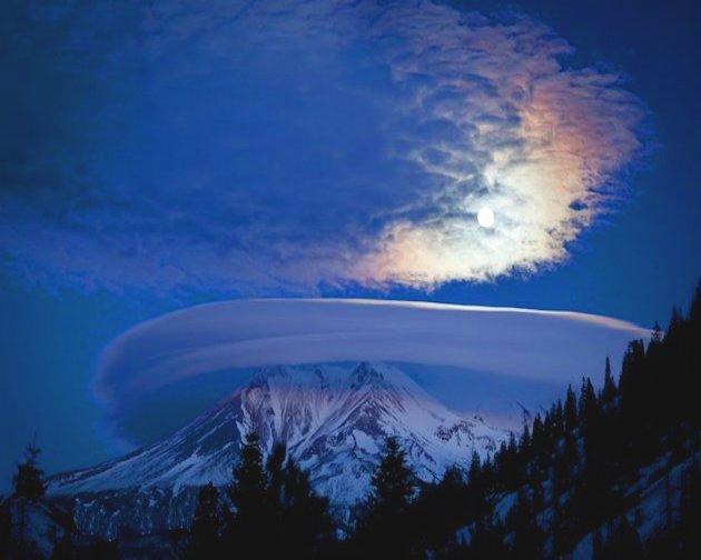 Il monte Shasta
