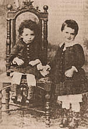 Leopoldine e Rudolf Steiner