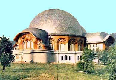 Il primo Goetheanum