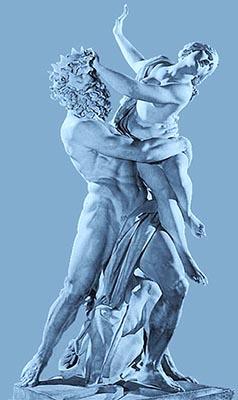 Gian Lorenzo Bernini Il ratto di Persefone