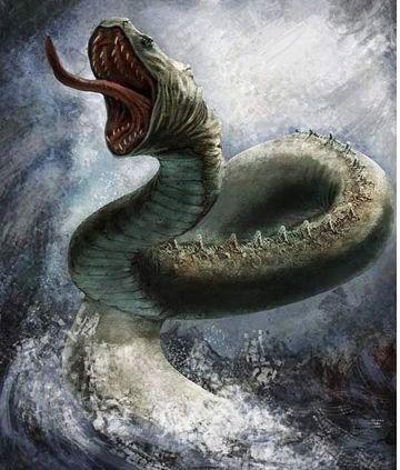 Il serpente Midgard