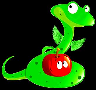 Il serpente e la mela
