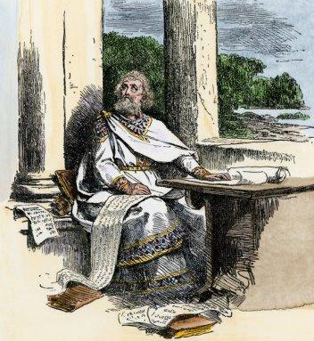 Il vescovo Ulfila