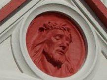 Il volto del Crocefisso