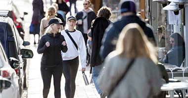 In Svezia niente mascherine