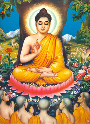 Insegnamento del Buddha