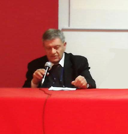 L'intervento di Antonio Chiappetta