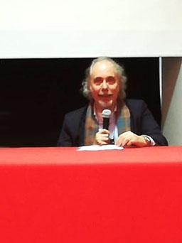 L'intervento di Fabrizio Fiorini