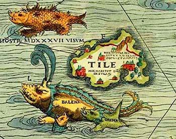 Carta di Thule del 1539