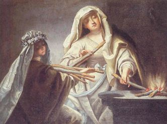 Jean Raoux «Le due vestali»