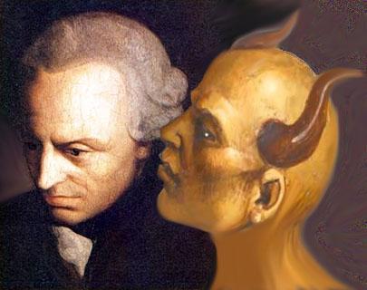 Kant e il demonio