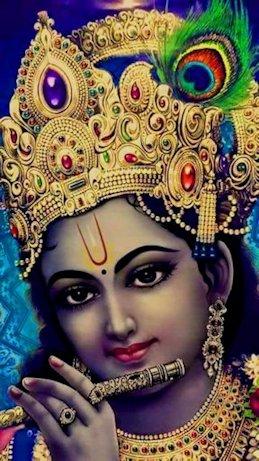 Krishna scuro