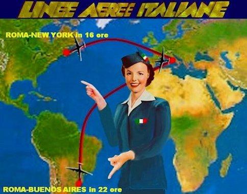LAI Roma-USA-Argentina