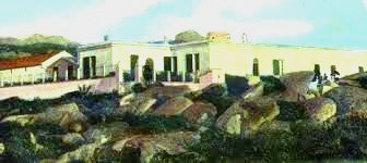 La Casa Bianca di Garibaldi