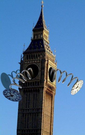La corsa del Big Ben