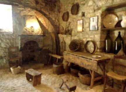 La cucina di Padre Pio