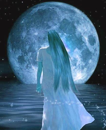 La donna e la luna