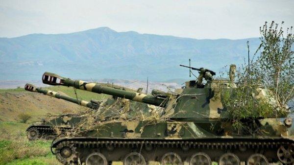 La guerra nel Nagorno Karabakh