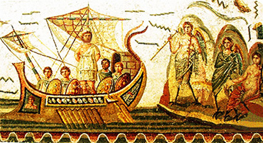 La nave di Ulisse