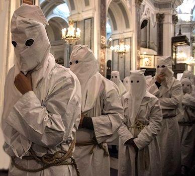 La processione dei Battenti