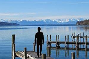 Il lago di Starnberg