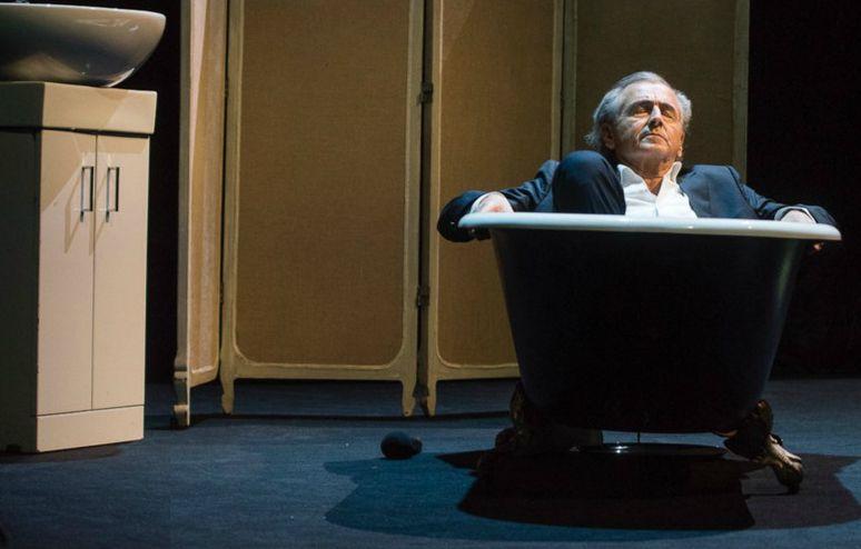 Bernard-Henri Lévy in «Last Exit Before Brexit»