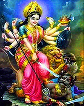 L'azione del karma contro il male