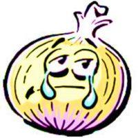 Le cipolle piangono
