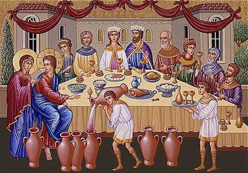 Le nozze di Cana