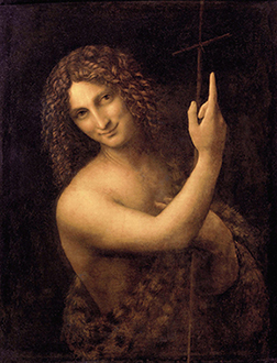 Leonardo – Giovanni Battista