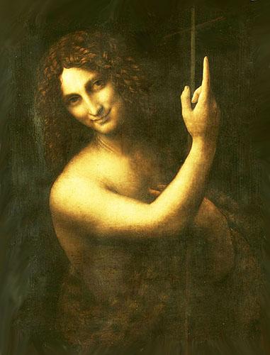 Leonardo «Giovanni Battista»