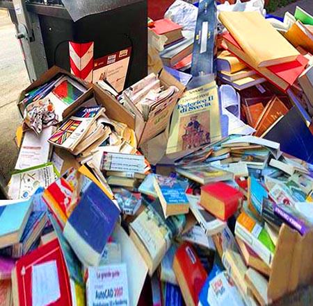 Libri abbandonati