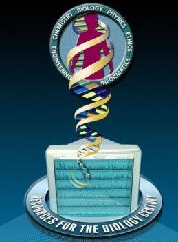 Logo Progetto Genoma Umano