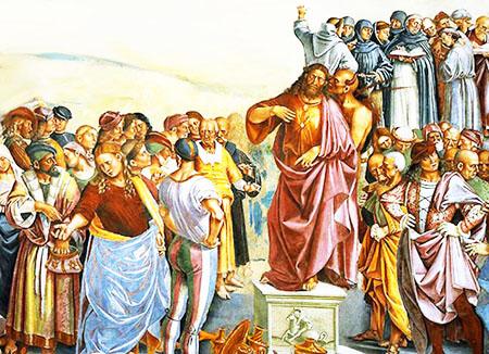 Luca Signorelli «L'Anticristo»