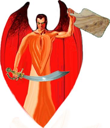 Lucifero battilarda
