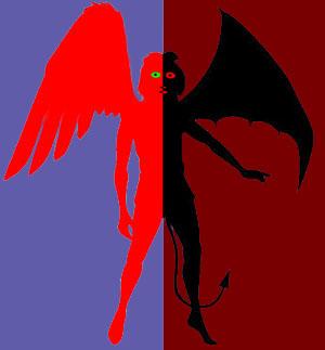 Lucifero e Ahrimane